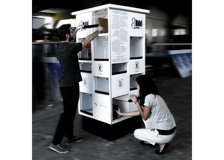 The Bookshelf Of Kifissia
