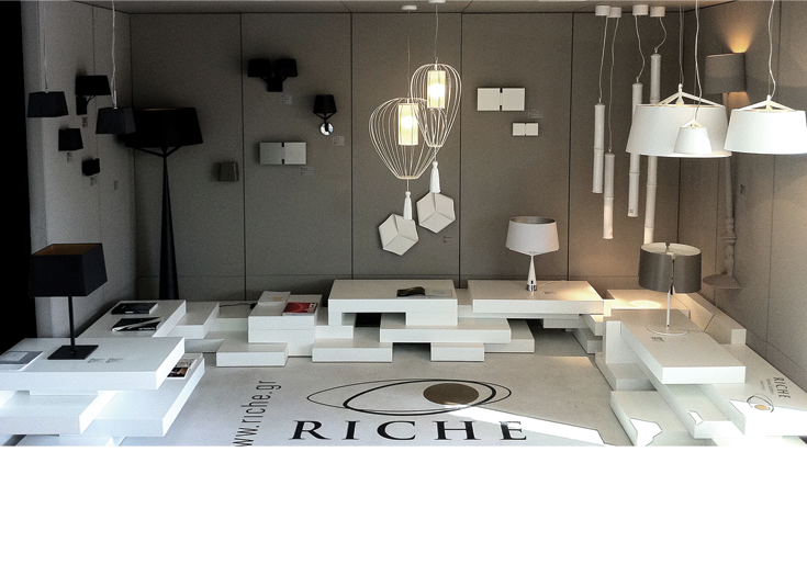 Department riche 1 eleftherios art for Interior design department